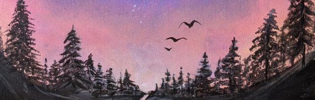 """Let's Paint """"Milky Way"""" - Online"""
