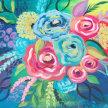 Paint & Sip! Floral Bouquet at 1:30 pm $29 image