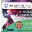 Silva Advanced Manifesting Course with Karin Barnes (Online) [CID:609] image