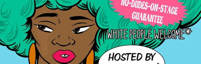 The FOC It UP! (Femmes of Color) Comedy Club