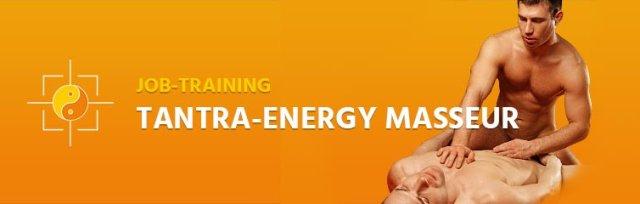 Tantra-Energy Masseur (certified) Job-Training
