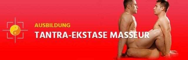 Tantra-Ekstase Masseur (zertifiziert) Ausbildung