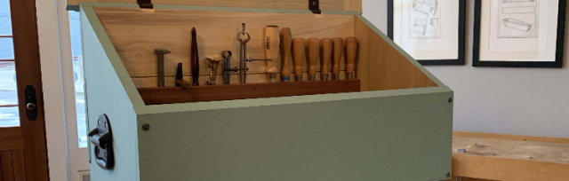 Build a Dutch Tool Chest with Megan Fitzpatrick