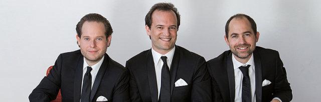 Sunday Concert: Trio Chausson