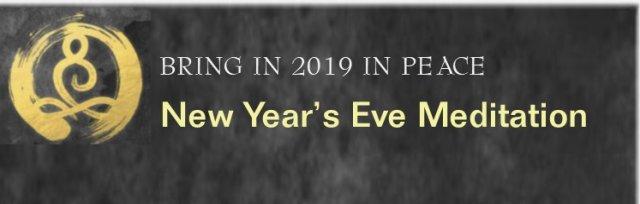 Sedona New Year's Eve Meditation