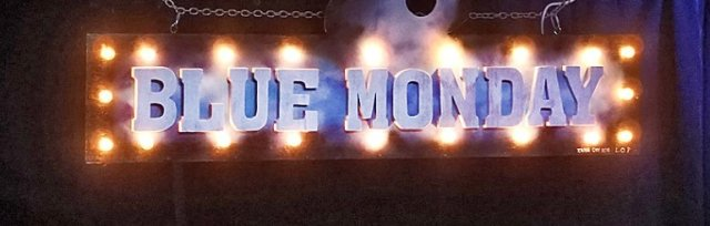 Blue Monday Mission May 10