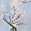 Paint & sip! Almond Blossoms at  3pm $35 image