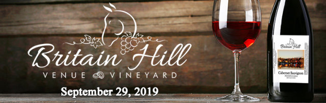 Britain Hill Venue & Vineyard - Sunday Funday Brunch