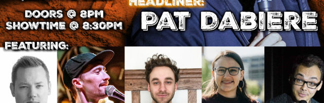 Arsenal City Tavern Comedy Show 4/24