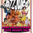 Jazz Juice 2018 - Canvas - Bank Holiday Sunday 26th August 2018 image