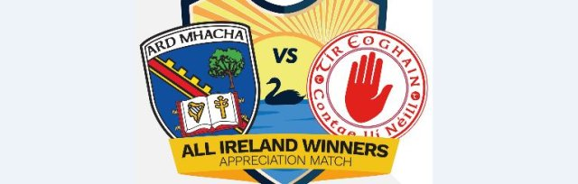 Tyrone 2003 VS Armagh 2002 All-Ireland Winners Appreciation Match