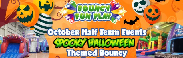 Halloween Big Bounce & Disco Party at Bourne Academy