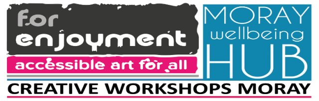 "'For Enjoyment"" ONLINE sessions Saturdays 27th June - 1st August, 2pm - 4pm for Moray folk!"