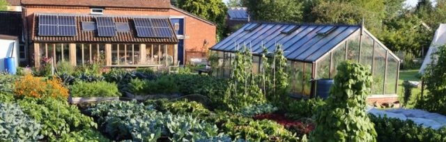 1 Day No Dig Gardening Seminar with Charles Dowding and Krautgaart