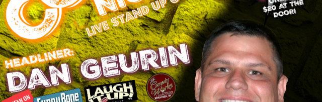 Arsenal City Tavern Comedy Show