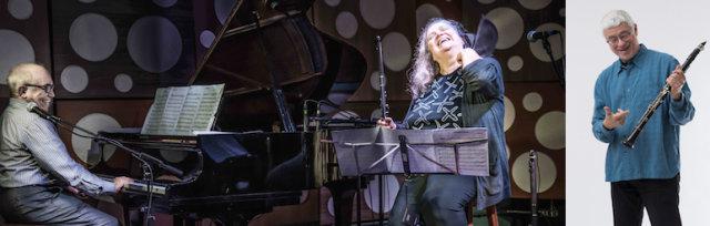 Brazilian Jazz: Amilton Godoy, Léa Freire, & Harvey Wainapel