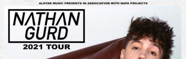 Nathan Gurd - 2021 Tour - GLASGOW
