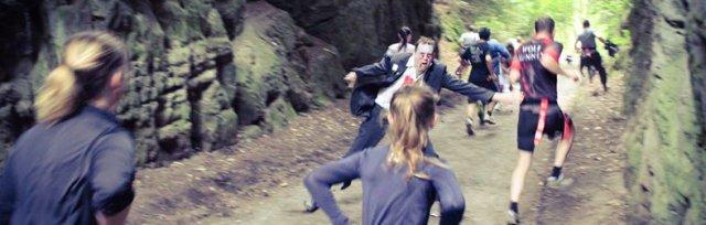 The West Midlands Zombie Escape Race 2021 (postponed 2020 race)