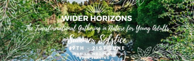 Wider Horizons Summer Gathering 2020