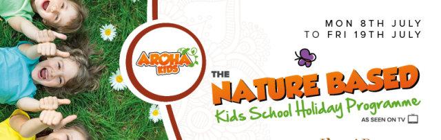 Aroha Kids School Holiday Programme - July 2019