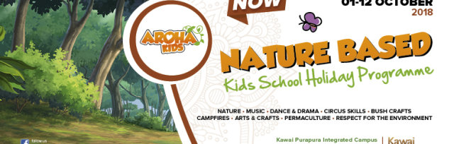 Aroha Kids Holiday Programme