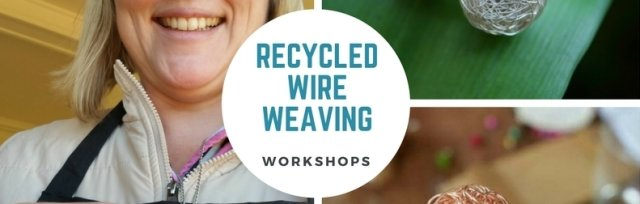 Adults Recycled Wire Weaving