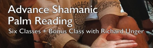 Advance Palm Reading Program with Itzhak Beery