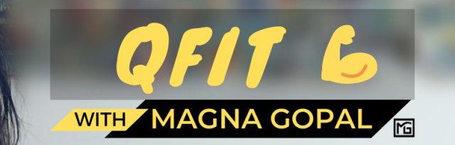 QFit 10 with Magna Gopal (Feb 1 - Feb 28)