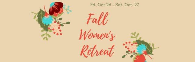 Women's Fall Retreat