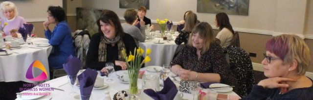 North Notts Business Women Networking Lunch - September 2018
