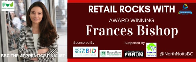 Retail Rocks with Frances Bishop
