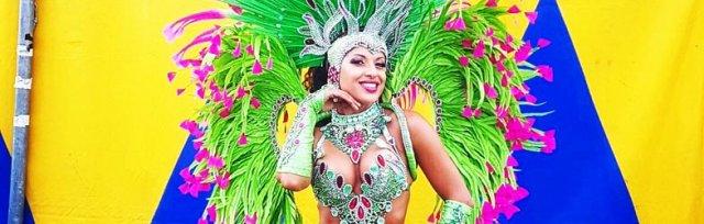 Нова година в Лондонското сити + Brazilian Fantasy Dancers