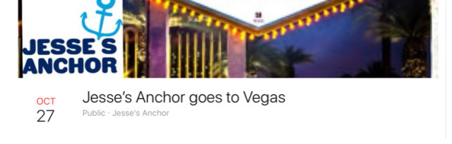 Jesse's Anchor Goes to Vegas Charity Fun Casino Night