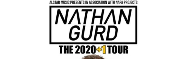 Nathan Gurd - The 2020+1 Tour - NEWCASTLE