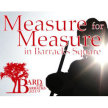 Measure for Measure - Pay What Thou Wilt Preview image