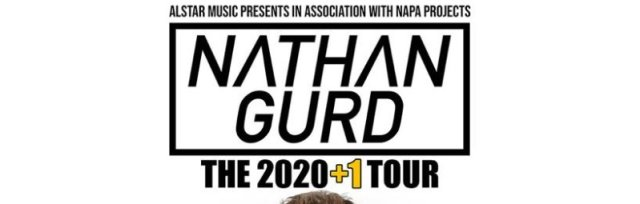 Nathan Gurd - The 2020+1 Tour - GLASGOW