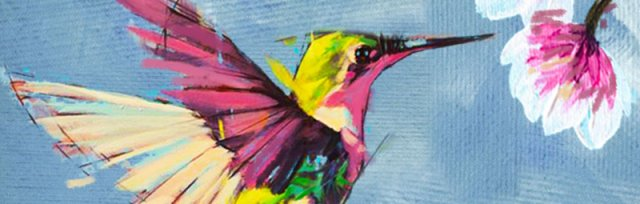 artbird party ONLINE |Kolibri