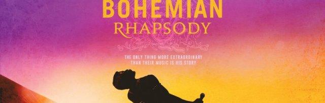 Movies @ The Mansion presents! Bohemian Rhapsody!
