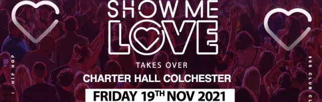 19th November - Charter Hall Colchester SML