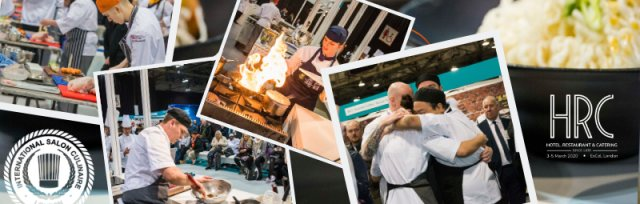 International Salon Culinaire at HRC 2020