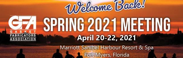 GFA Spring 2021 Meeting
