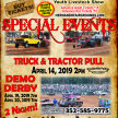 Demolition Derby Tickets image