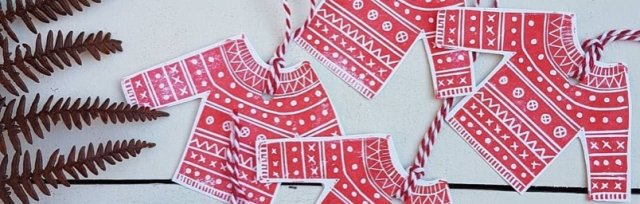 Christmas Card Printing with Charlotte Adcock [Ref#470a]