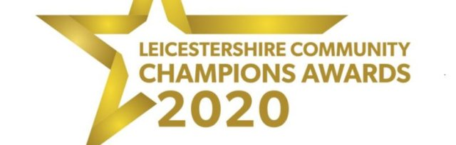 LEICESTERSHIRE COMMUNITY CHAMPIONS AWARDS 2020