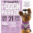 10th Annual MGA Pooch Parade image