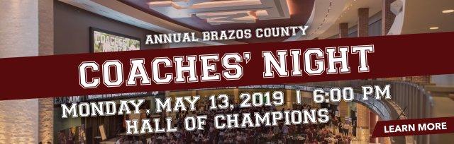 Coaches' Night 2019