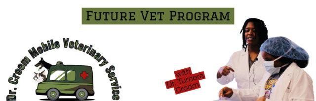 Future Veterinarian Program with Dr. Turnera Croom