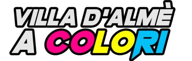 Villa d'Almè a colori