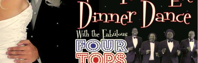 New Year's Eve Dinner Dance with the fabulous Four Tops