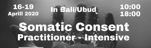 Somatic Consent - Practitioner Intensive